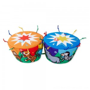 Melissa & Doug Musical Bongos - Sale