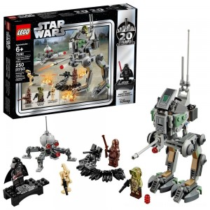 LEGO Star Wars Clone Scout Walker - 20th Anniversary Edition 75261 - Sale