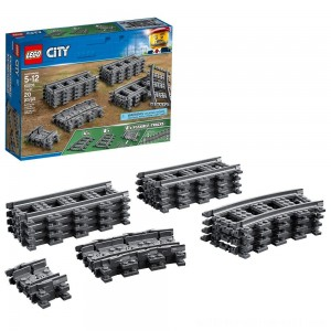 LEGO City Trains Tracks 60205 - Sale