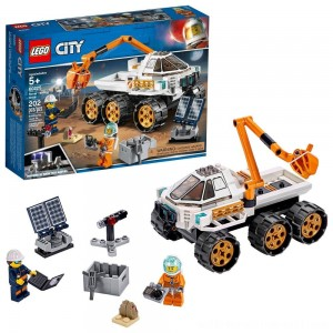 LEGO City Space Port Rover Testing Drive 60225 - Sale
