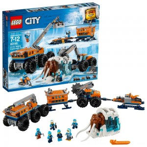 LEGO City Arctic Mobile Exploration Base 60195 - Sale