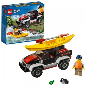 LEGO City Kayak Adventure 60240 - Sale