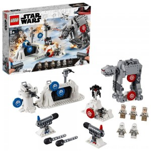LEGO Star Wars Action Battle Echo Base Defense 75241 - Sale