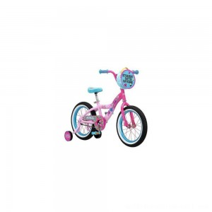 "L.O.L Surprise 16"" Kids Bike - Pink, Girl's - Sale"