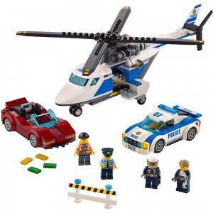 LEGO City Police High-speed Chase 60138 - Sale