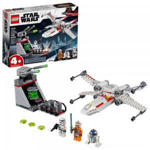 LEGO Star Wars X-Wing Starfighter Trench Run 75235 - Sale