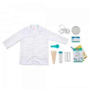 Melissa & Doug Scientist Role Play - Sale