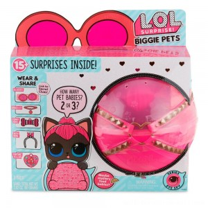 L.O.L. Surprise! Biggie Pet - Spicy Kitty - Sale