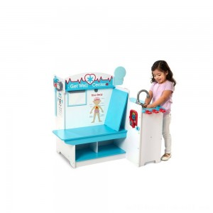 Melissa & Doug Doctor Activity Center - Sale