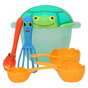 Melissa & Doug Seaside Sidekicks Sand Baking Set - Sale