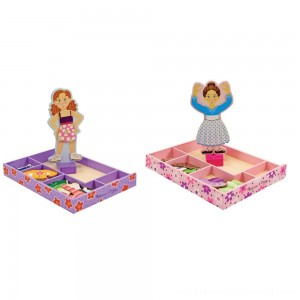 Melissa & Doug Magnetic Dress Up Sets - Sale