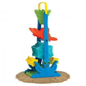 Melissa & Doug Seaside Sidekicks Sand-and-Water Sifting Funnel - Sale
