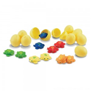 Melissa & Doug Sunny Patch Taffy Turtle Catch and Hatch Pool Game With 10 Turtles and 10 Eggs - Sale