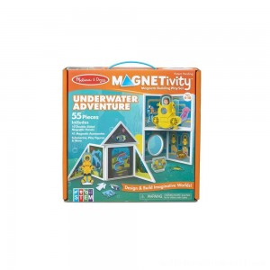 Melissa & Doug Magnetivity - Underwater Adventure Set - Sale