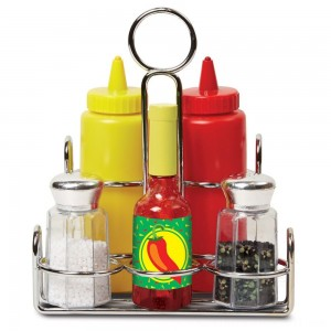 Melissa & Doug Condiment Set - Sale