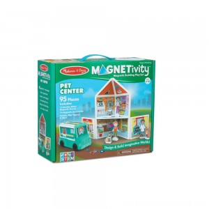 Melissa & Doug Magnetivity - Pet Center - Sale