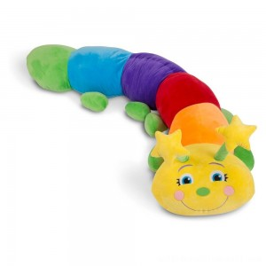 Melissa & Doug Jumbo Rainbow Caterpillar - Sale